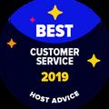 Το σήμα για την Καλύτερη Υποστήριξη Πελατών δίνεται σε εταιρίες των οποίων η υπηρεσία email και η τηλεφωνική τους εξυπηρέτηση έχει ελεγχθεί ανώνυμα από τους συντάκτες μας και έχουν αποδειχθεί εξαιρετικές.