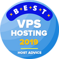 Απονέμεται σε εταιρίες που βρίσκονται μέσα στις 10 καλύτερες στην κατηγορία φιλοξενίας VPS